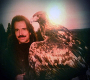 Yanni as Falconer