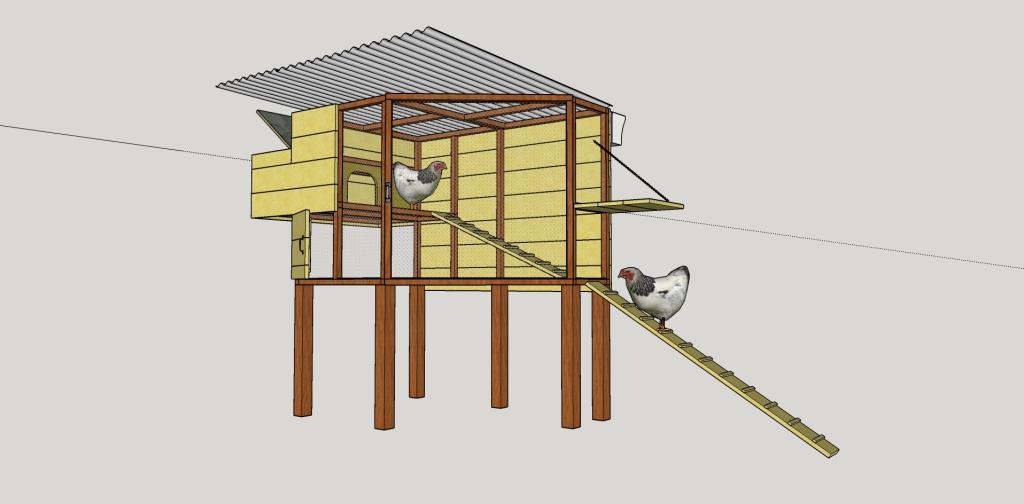 Chicken Coop 03