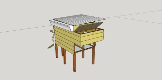 Chicken Coop 04