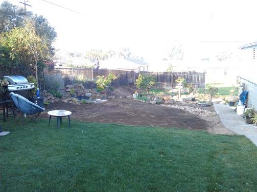 Flagstone Patio 01