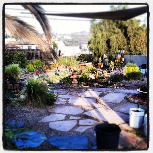 Flagstone Patio 010