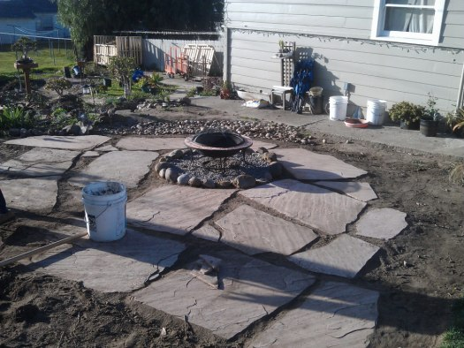 Flagstone Patio 03