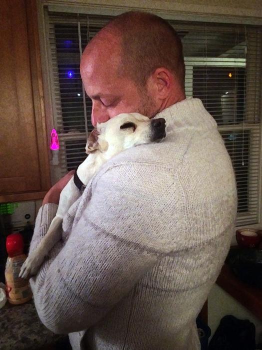 Thanksgiving 2015_03_Cuddling with Hunter
