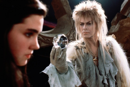 I can't seem to get over the loss of david bowie 02_The Goblin King