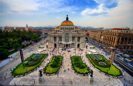 Museo del Palacio de Bellas Artes_Palace of Fine Arts