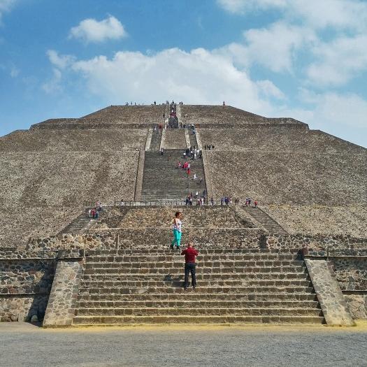 Mexico City Courier Trip 58